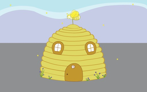 The Beekeeper's House